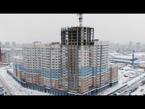 Огни Сибири - ноябрь 2018. Ход строительства