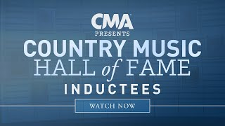 CMA Presents the 2019 Country Music Hall of Fame Inductees Announcement