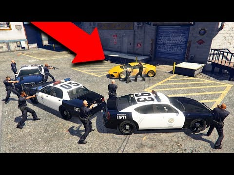 PLAYING AS A COP ONLINE! | GTA 5 THUG LIFE #188