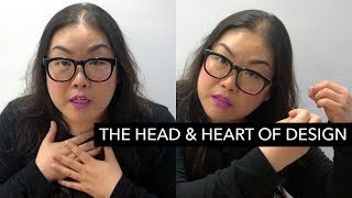 Watch Me Design 10: The Head and Heart of Design