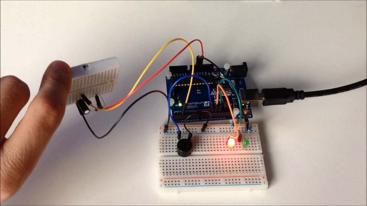 How To Make A Alarm Activated By A Tilt Sensor With Arduino  Tutorial  Incl Sketch