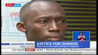 Students' leaders threatening to go to the streets over murder of Sharon Otieno