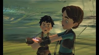 Emiray  24. Bölüm - Ormanın Kalbi Var mı? - TRT Çocuk Çizgi Film