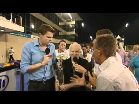 Interview with Norbert Vettel - Abu Dhabi 2010