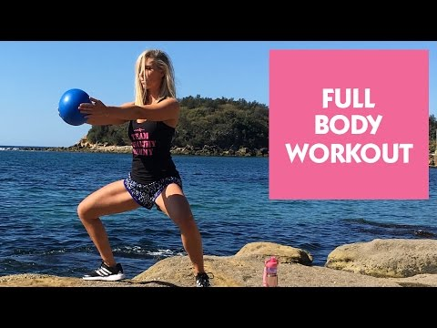 Full Body Work Out // The Healthy Mummy Lose Baby Weight