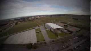 Visite Aérienne du ZION d'HIVER - Forum de LAUDUN L'ARDOISE