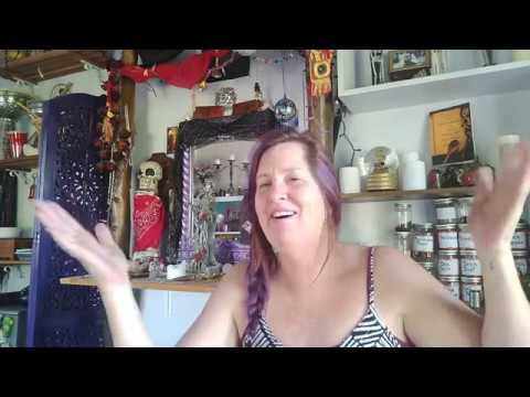 Witches' Cottage Tour & Chat