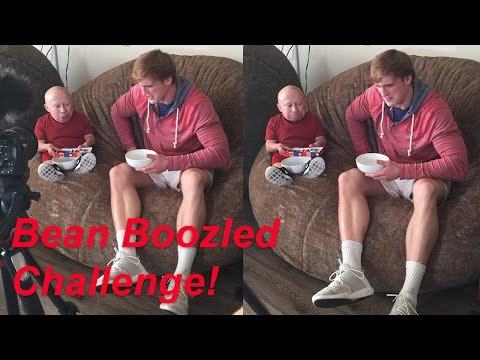 Thumbnail: Bean Boozled Challenge with Logan Paul! | Verne Troyer