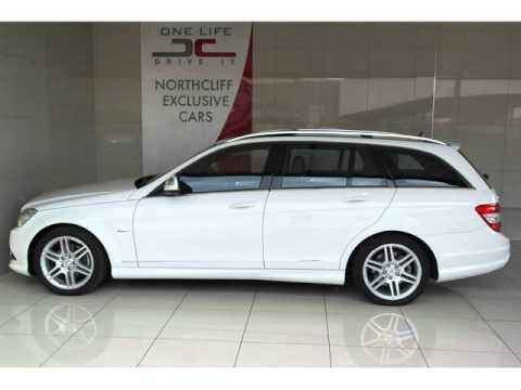 2008 Mercedes Benz C Class C200 Estate Elegance Amg Sports Auto For Sale On Auto Trader South Africa