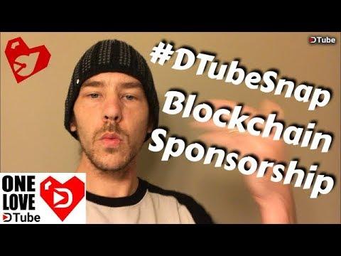 My DTubeSnap #1 / Blockchain Sponsorship - D00k13 Digest #140