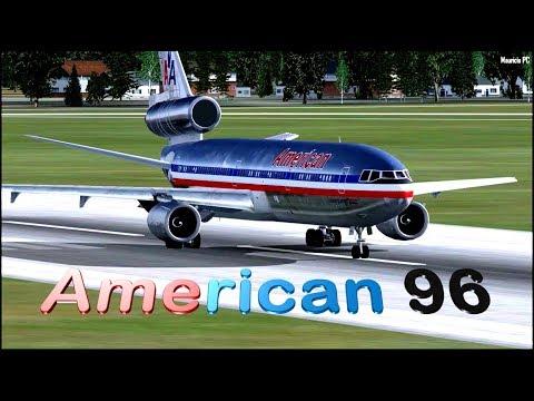Vuelo 96 De American Airlines - Descompresión Peligrosa (Reconstrucción)