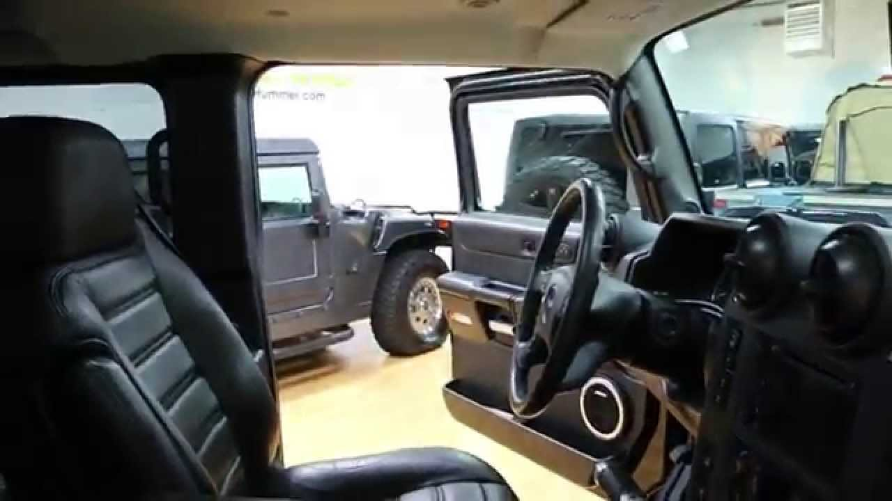Hummer H2 Sut For Sale >> Review of 2007 Hummer H2 SUT Luxury Black Ops~Custom Rims ...