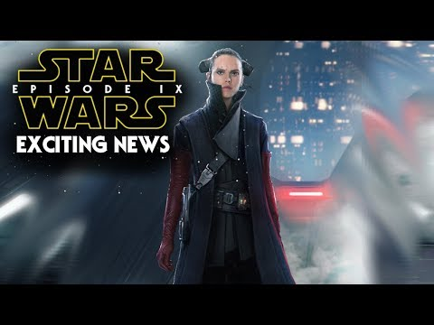 Thumbnail: Star Wars Episode 9 New Details Revealed!