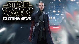 Star Wars Episode 9 New Details Revealed!