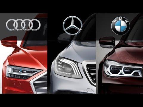 Care E Mai Bun - AUDI, BMW Sau MERCEDES?