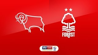 Derby vs Nottingham Forest preview Championship clash live on Sky Sports Football