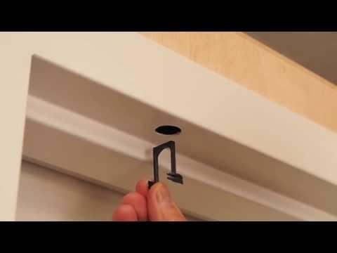 Method 8 -Using Metal Doorframe Adapter