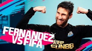 Who is the STRONGEST player at Newcastle United? | Federico Fernandez vs FIFA 19 🔥🔥🔥