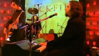 Blackfield - Cloudy Now (Live Israel TV studio 2004) Subtitulado
