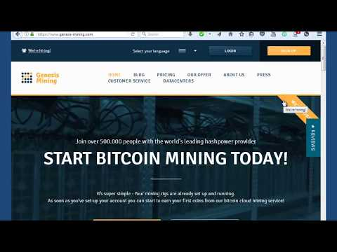 Earn More Bitcoin With Genesis Mining By Increasing Your Hashrate