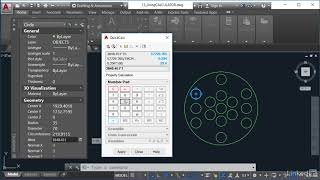 Using the AutoCAD calculator to your advantage | AutoCAD: Tips & Tricks from LinkedIn Learning