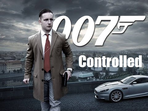 "James Bond 007 ""Controlled"" Fan Film NJA Productions"