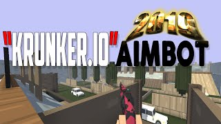 KRUNKER.IO AIMBOT 2019 - Mods & Hacks Unblocked Krunkerio Game