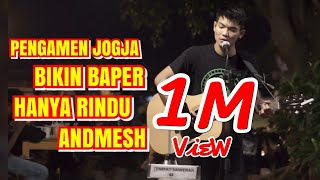 Download lagu HANYA RINDU - ANDMESH COVER BY MUSISI JOGJA PROJECT
