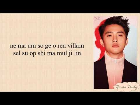 EXO - Trauma (Easy Lyrics)