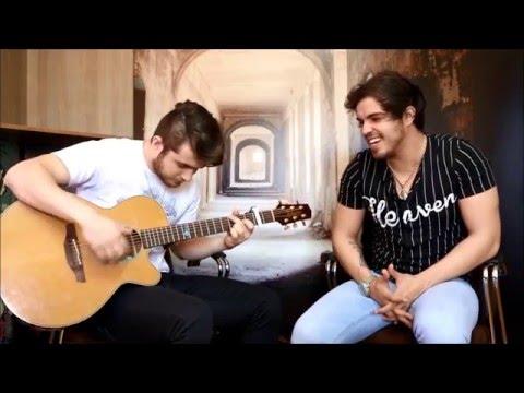 Fabio e Rafael - Calafrio - Henrique e Juliano
