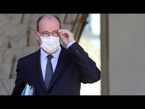 رئيس الوزراء الفرنسي: وتيرة انتشار فيروس كورونا في البلاد تسير ??-??بالاتجاه الخاطئ-  - نشر قبل 11 ساعة