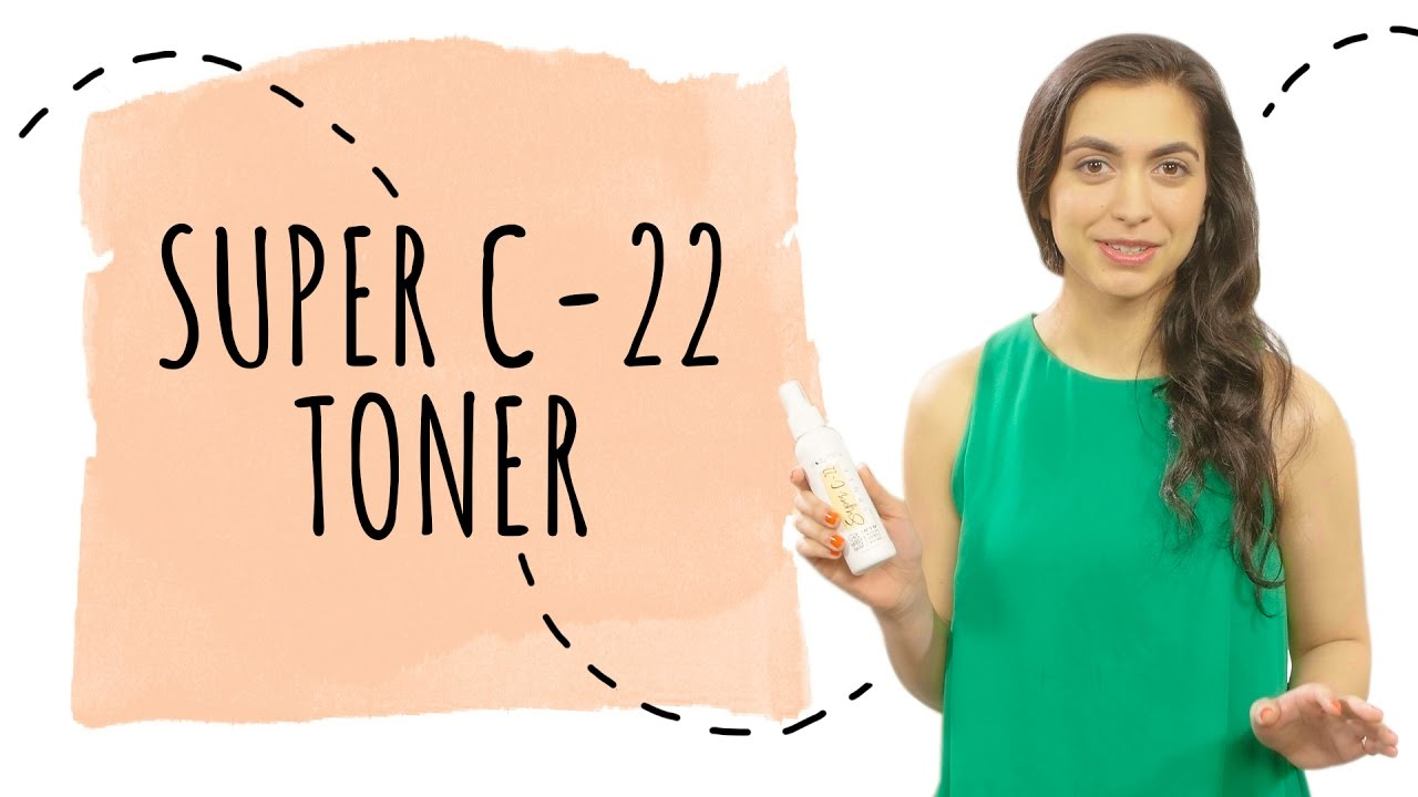 294d4b9c40d Body Merry Super C-22 Toner - YouTube