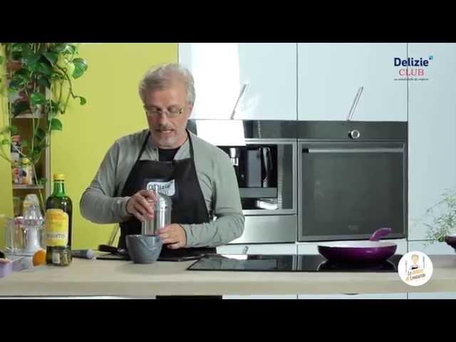 Le Delizie di Leonardo #11 - Trance di Salmone con Pesto di Capperi, Arancia e Prezzemolo