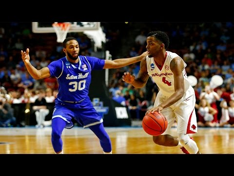 Seton Hall vs. Arkansas: Game Highlights