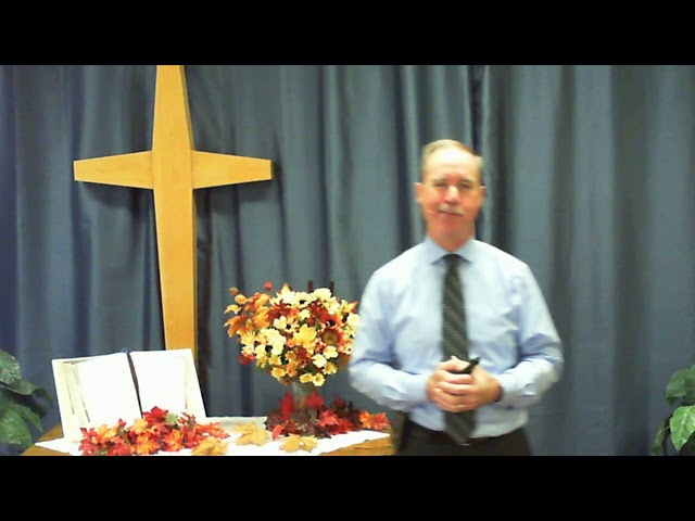 Sunday Service Nov 15, 2020