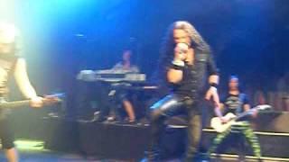 Dragonforce - Disciples of Babylon (live)