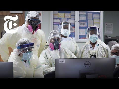 Elmhurst Hospital After the Coronavirus Surge: From Chaos to 'Scary Silence' | Coronavirus News