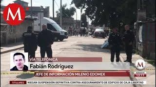 Otro asesinado en Toluca; ahora en Jicaltepec Autopan