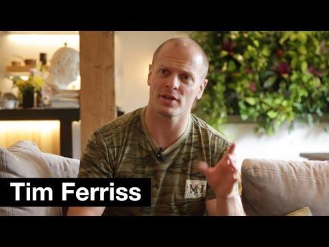 Three things Tim Ferris can