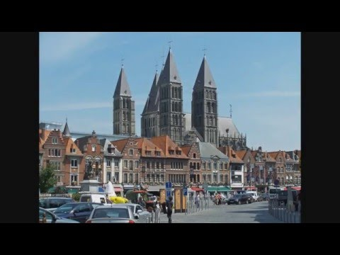 Historic Tournai, Belgium's Oldest City - Tournai, Belgium