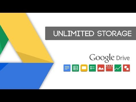 HD Reg Google Drive unlimited kèm TeamDrive mới nhất 2019