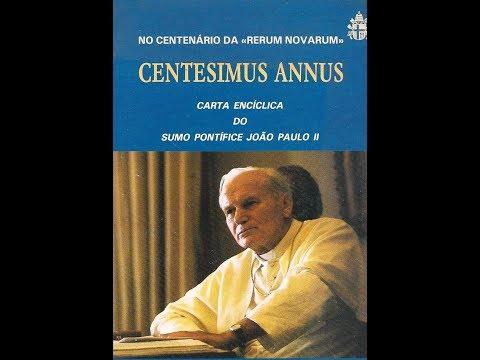 Hundredth Year (Centesimus Annus) - Encyclical letter of Pope John Paul II