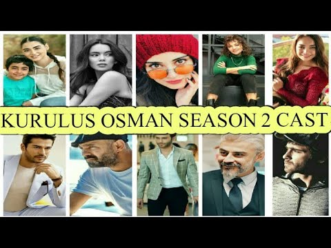 Download Kurulus Osman Season 2 Cast   Real names & age   Full Cast   Biography   Fazal Voice