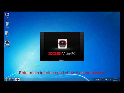 ZOSI Security Software - How To Set Up ZOSI View PC Client