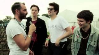 Baby Strange - Beacons Festival 2014 (Interview)