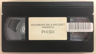 Phish (4/29/90) Woodbury Ski & Racquet Club 720p (New Transfer/Color Corrected)