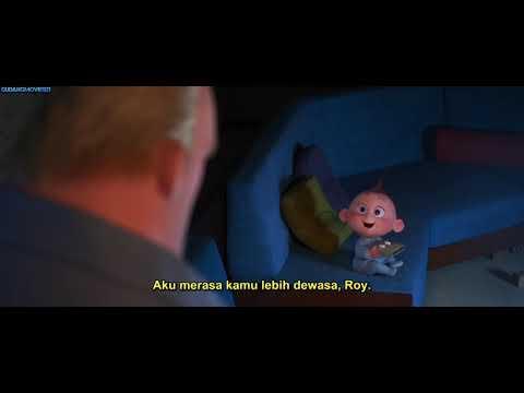 Incredibles 2 Sub Indo : Jack Jack Power..Full Movie Ada Di Deskripsi
