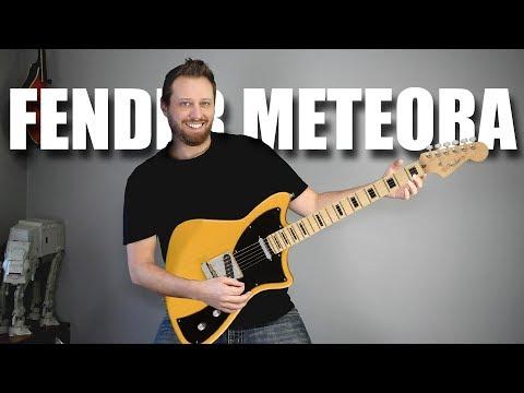 Fender Meteora - Cool or Crazy??