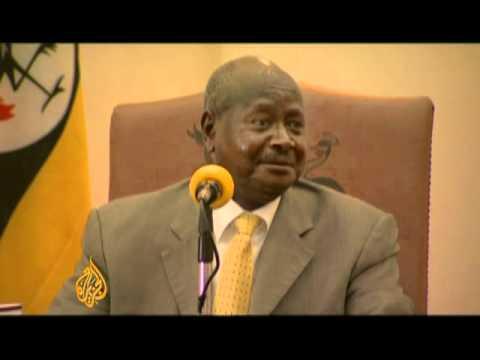 Ugandan opposition warns incumbent