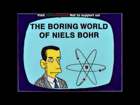 The Simpsons - The Boring World Of Neils Bohr